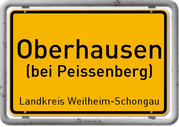 "Daniel Romano ""There is more than one Oberhausen in Germany"" Oberhausen Ortsschild"