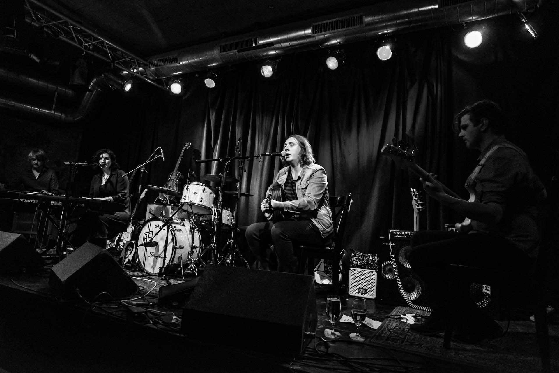 SRF 2016 - Anna Mitchell, David Murphy, John Blek, Hassey Brian, Static Roots Festival 2016