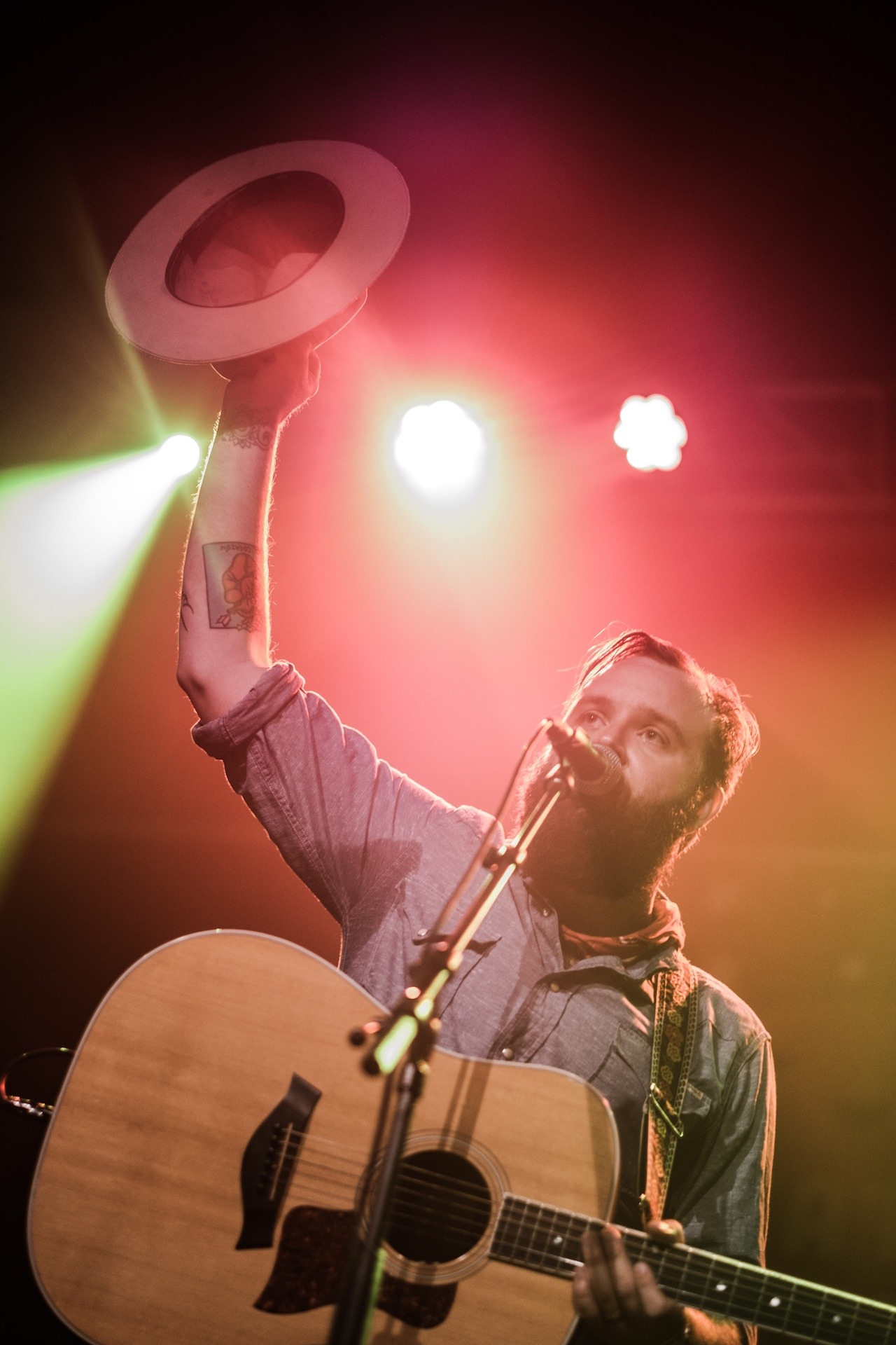 SRF 2016 - Leeroy Stagger, Static Roots Festival