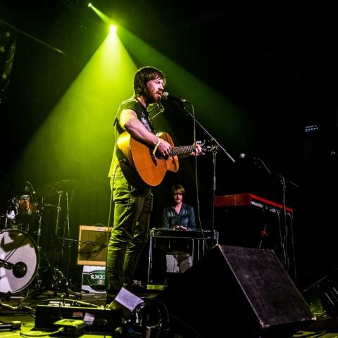 Static Roots Festival 2016  Stevie Scullion, David Murphy, Steel guitar