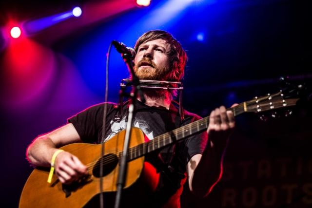 Static Roots Festival 2016 - Malojian, Stevie Scullion