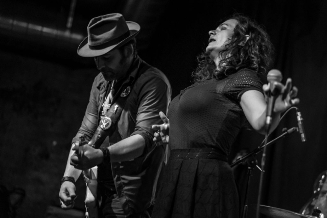 SRF 2016 - Meena Cryle & The Chris Fillmore Band