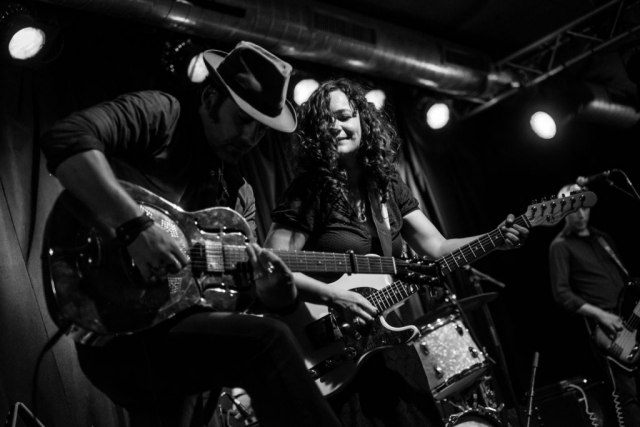 SRF 2016 - Meena Cryle & The Chris Fillmore Band, Static Roots Festival 2016