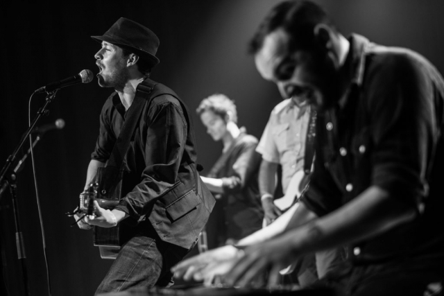 The Midnight Union Band @ Static Roots Festival 2016