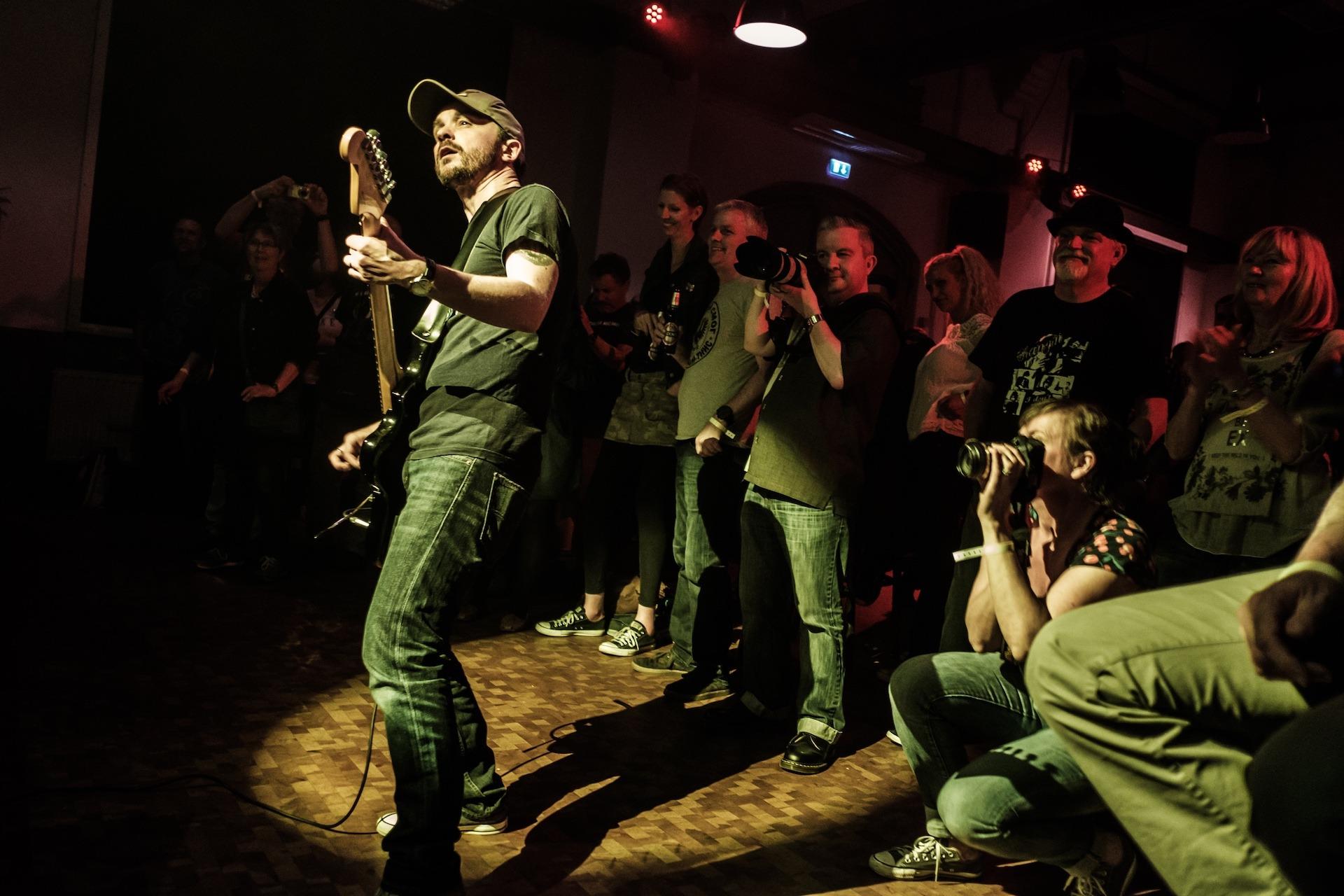 The Wynntown Marshals, Keith Benzie, Audience