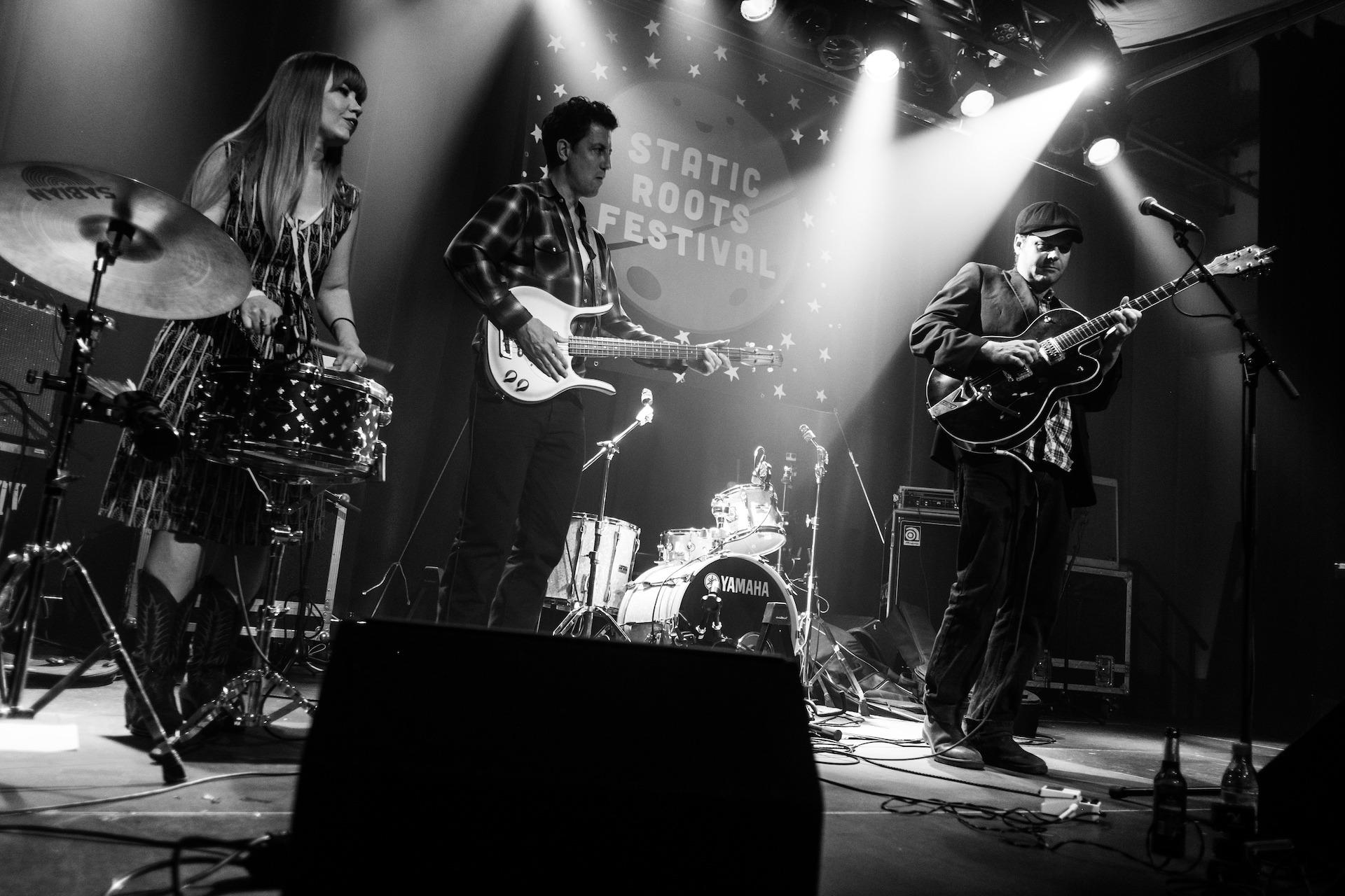 Static Roots Festival 2017 - Jack Marks, Leslie Ann Christl, Alistair Christl