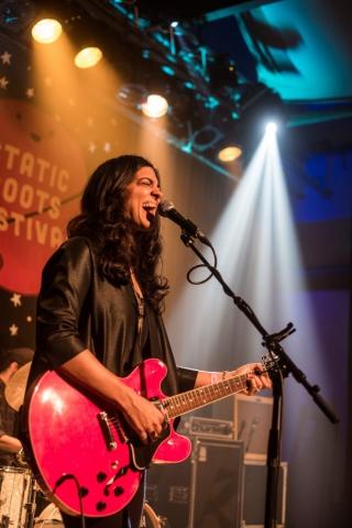 Static Roots Festival 2017 - Nadine Khouri