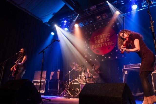 Static Roots Festival 2017 - Nadine Khouri, Basia Bartz