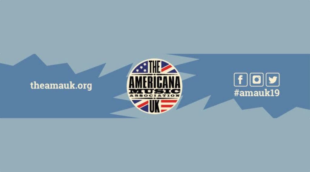 The Americana Music Association UK Logo