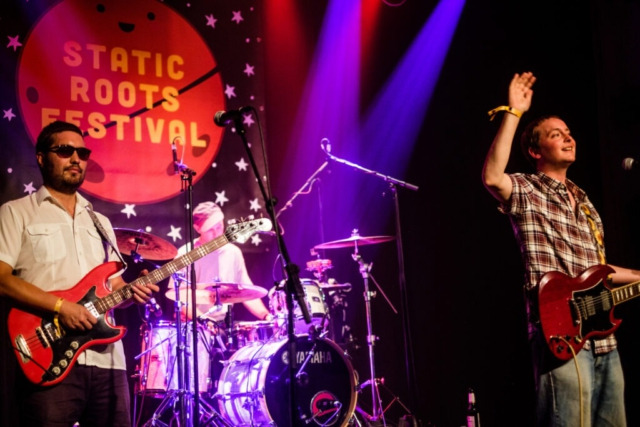 The Wave Pictures @ Static Roots Festival 2019