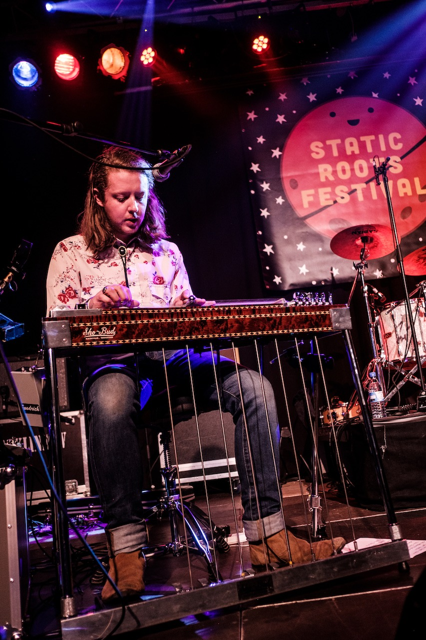 Ags Connolly w/ Joe Harvey-Whyte @ Static Roots Festival 2019