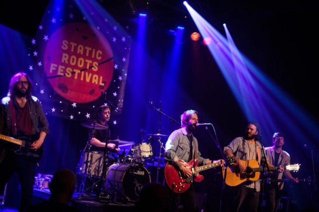 Orphan Colours @ Static Roots Festival 2019