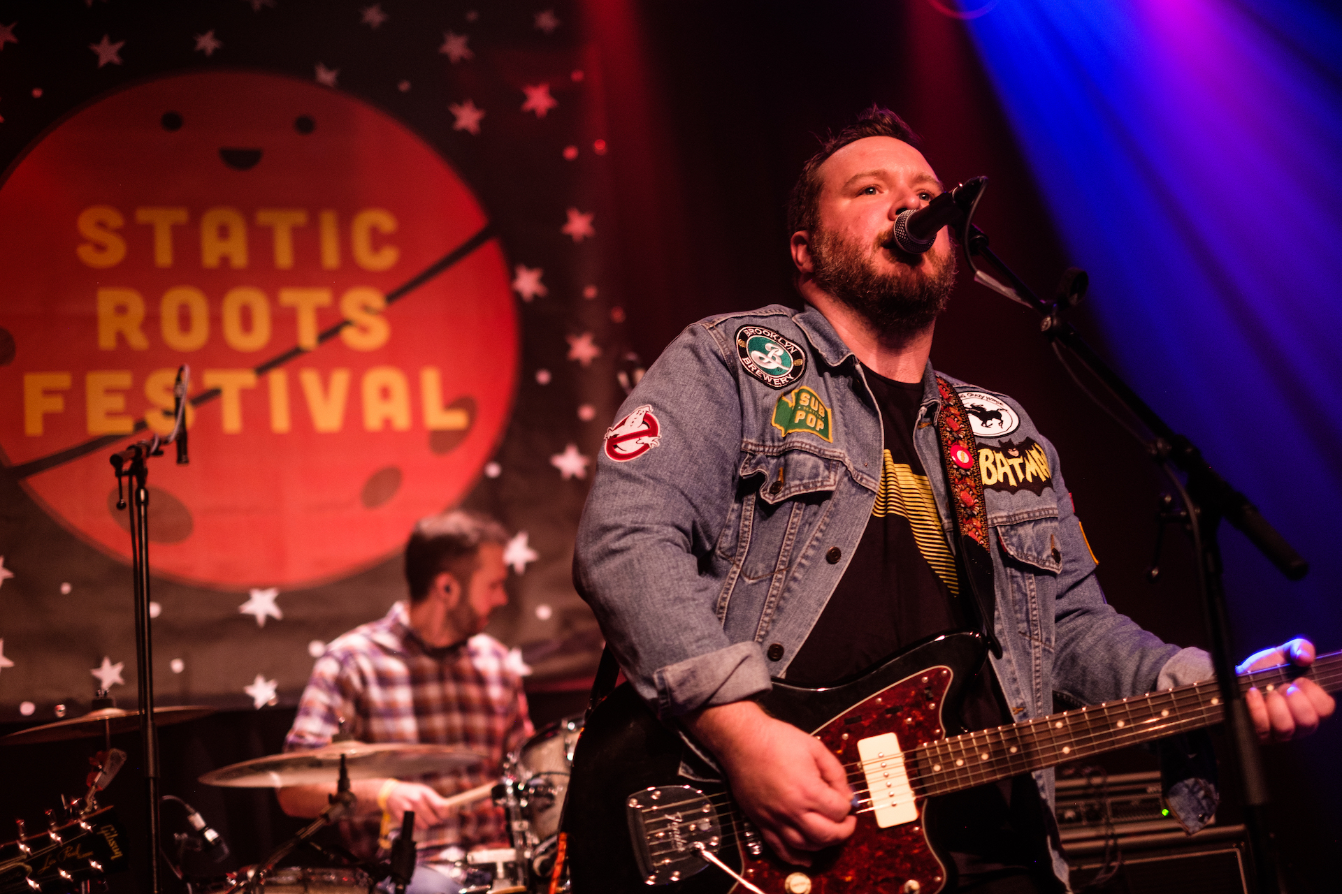 Luke Tuchscherer & The Penny Dreadfuls @ Static Roots Festival 2019