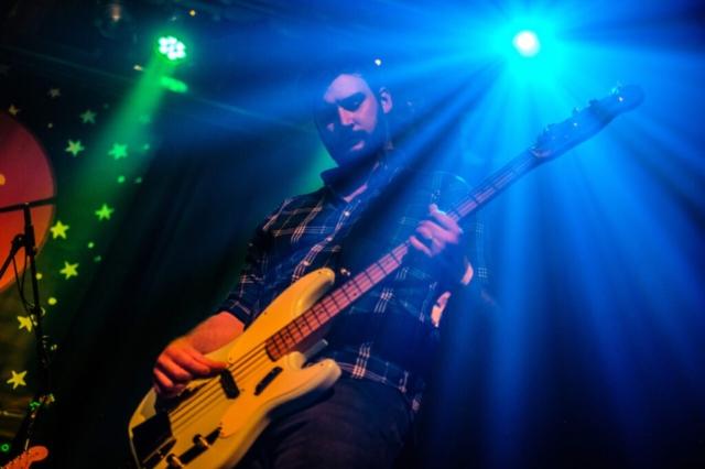 Luke Tuchscherer & The Penny Dreadfuls @ Static Roots Festival 2019