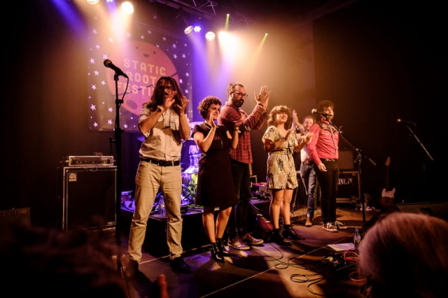 Joana Serrat & The Great Canyoners @ Static Roots Festival 2019