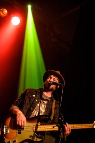 Don Gallardo @ Static Roots Festival 2019, Travis Stock