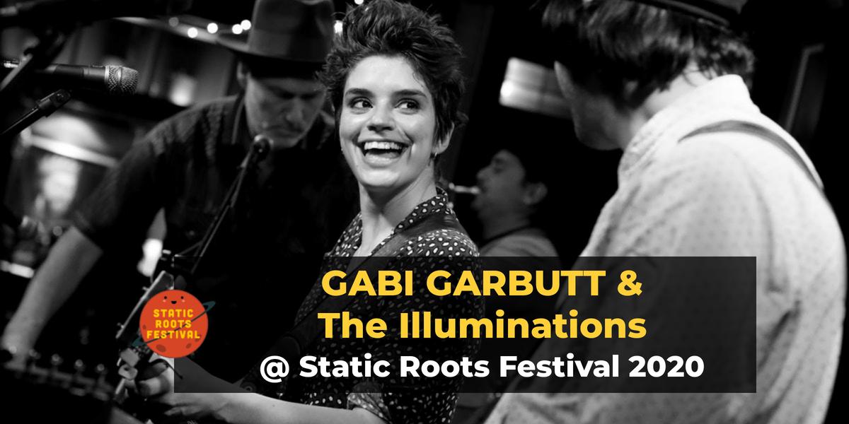 Gabi Garbutt & The Illuminations (UK)