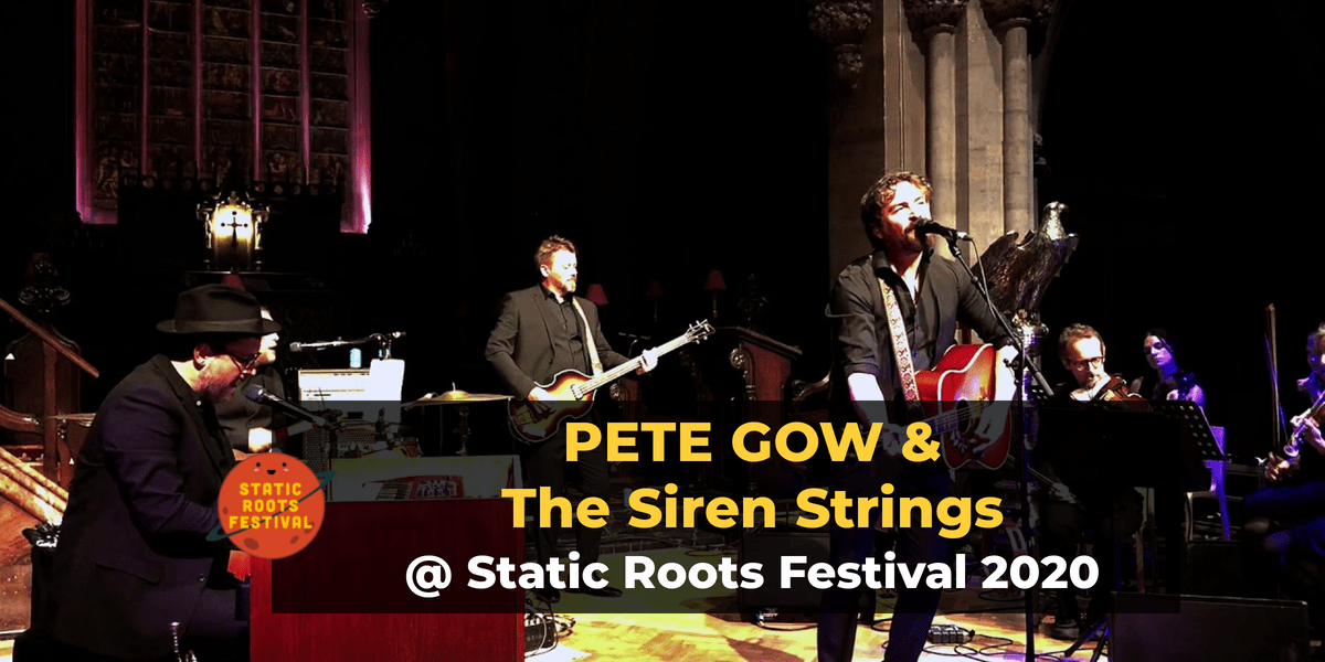 Pete Gow & The Siren Strings