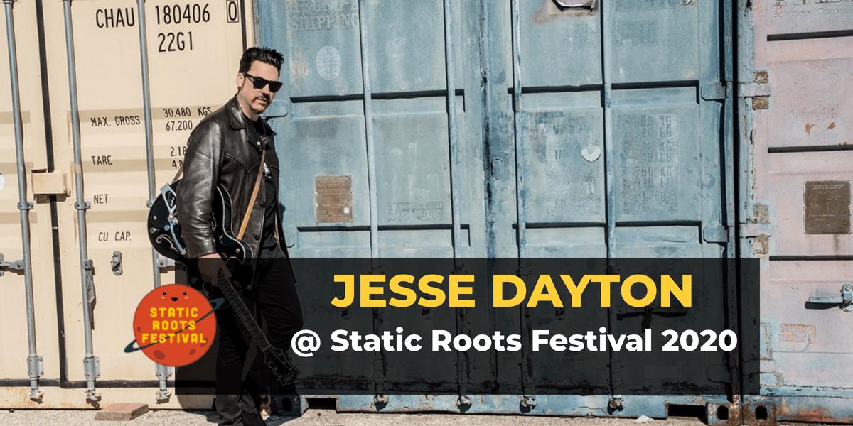 SRF2020 - Jesse Dayton