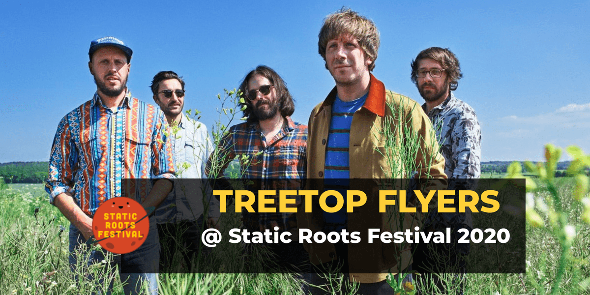 SRF2020 - Treetop Flyers