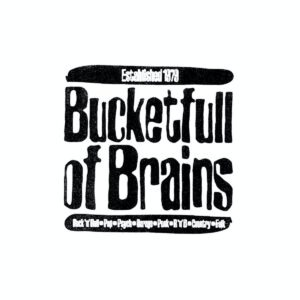 bucketfull of brains magazin - logo