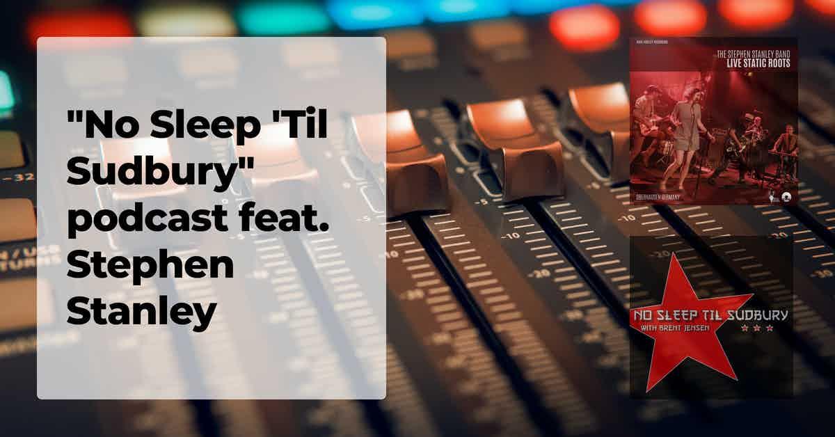 SRF - index image - no sleep til sudbury podcast 2020