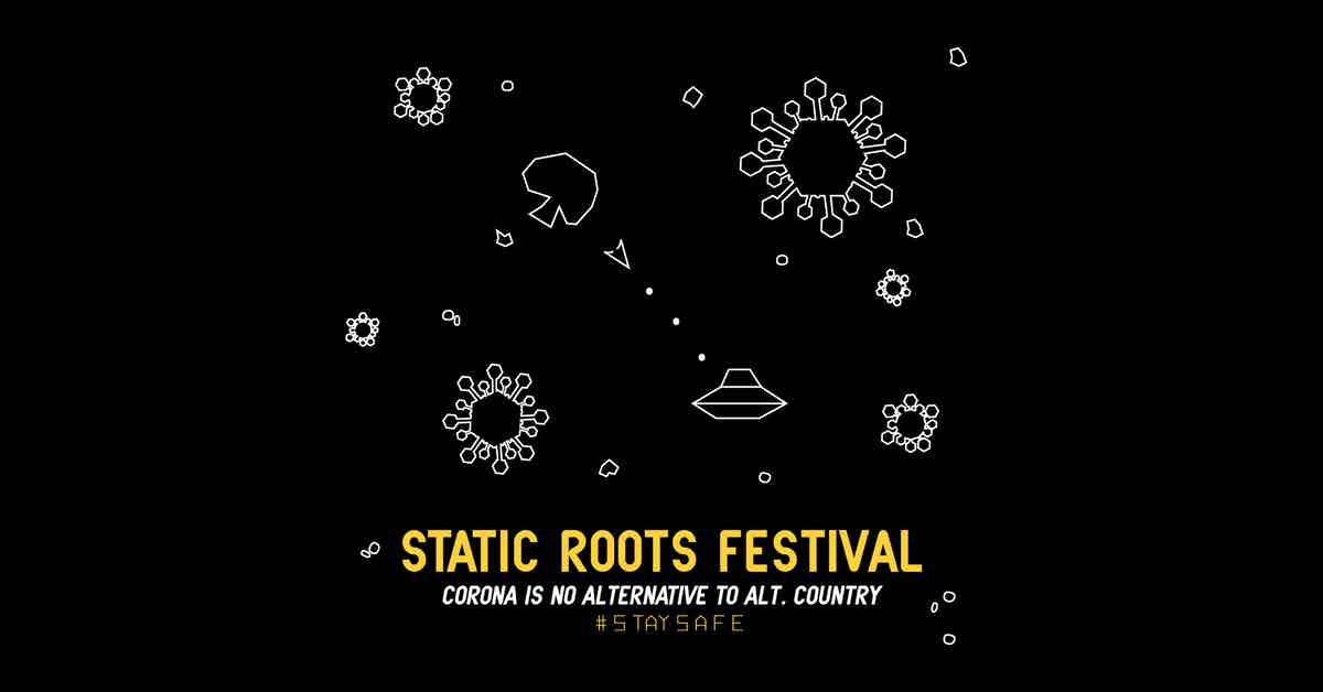 staticrootsfestival - corona is no alternative