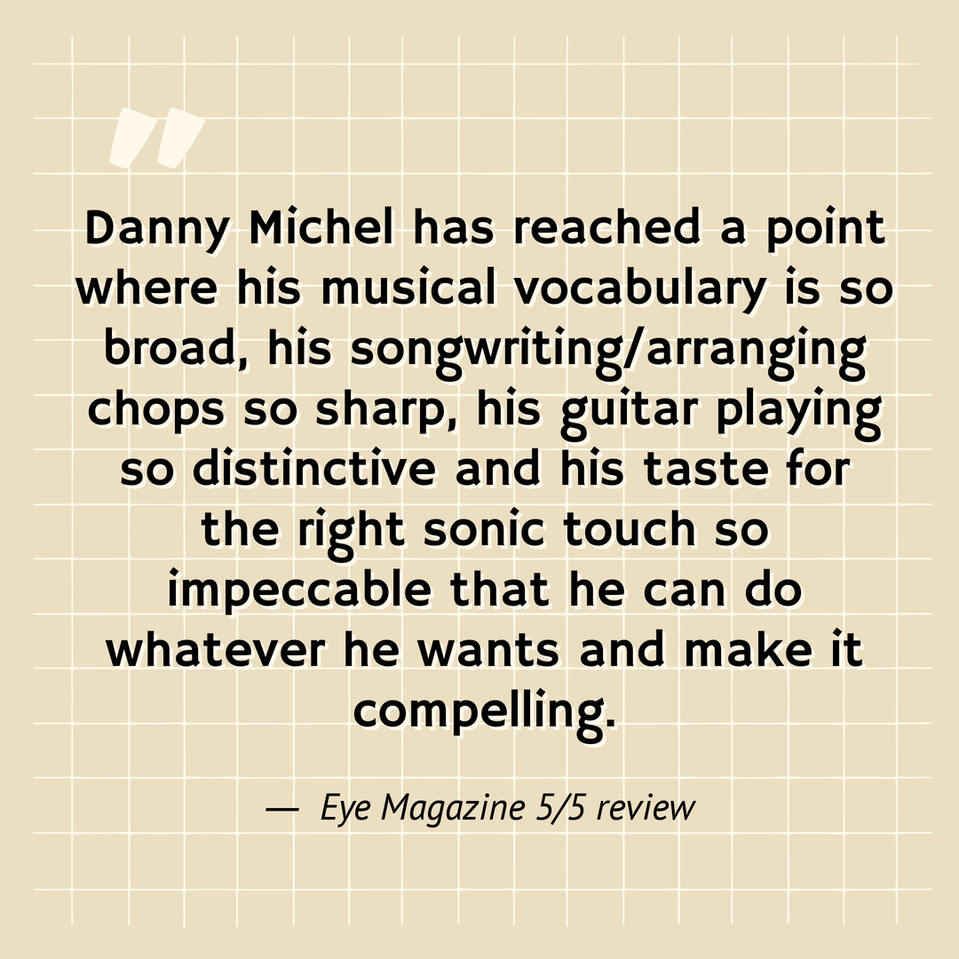 sss - quote - Danny Michel