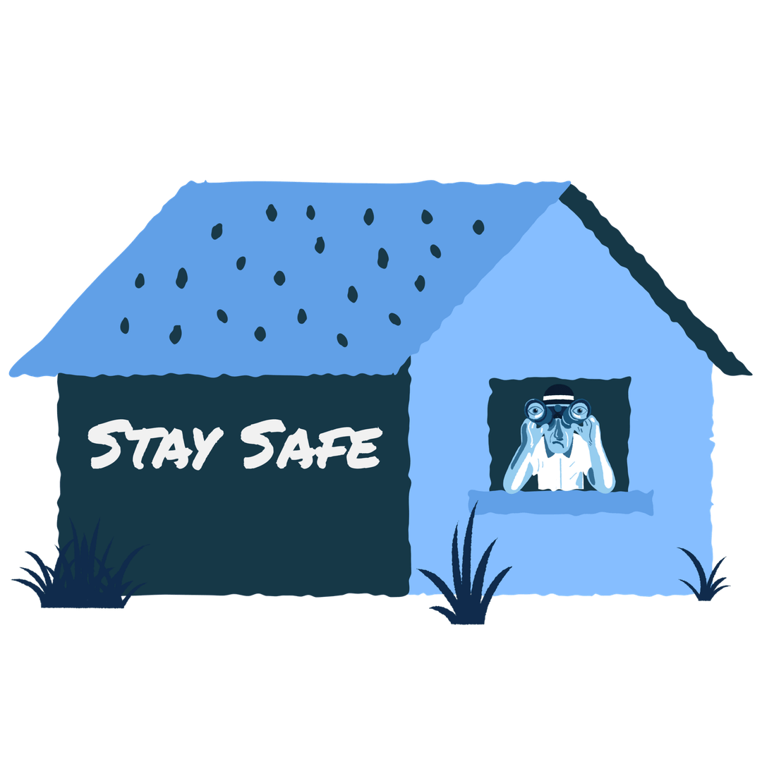stay safe house