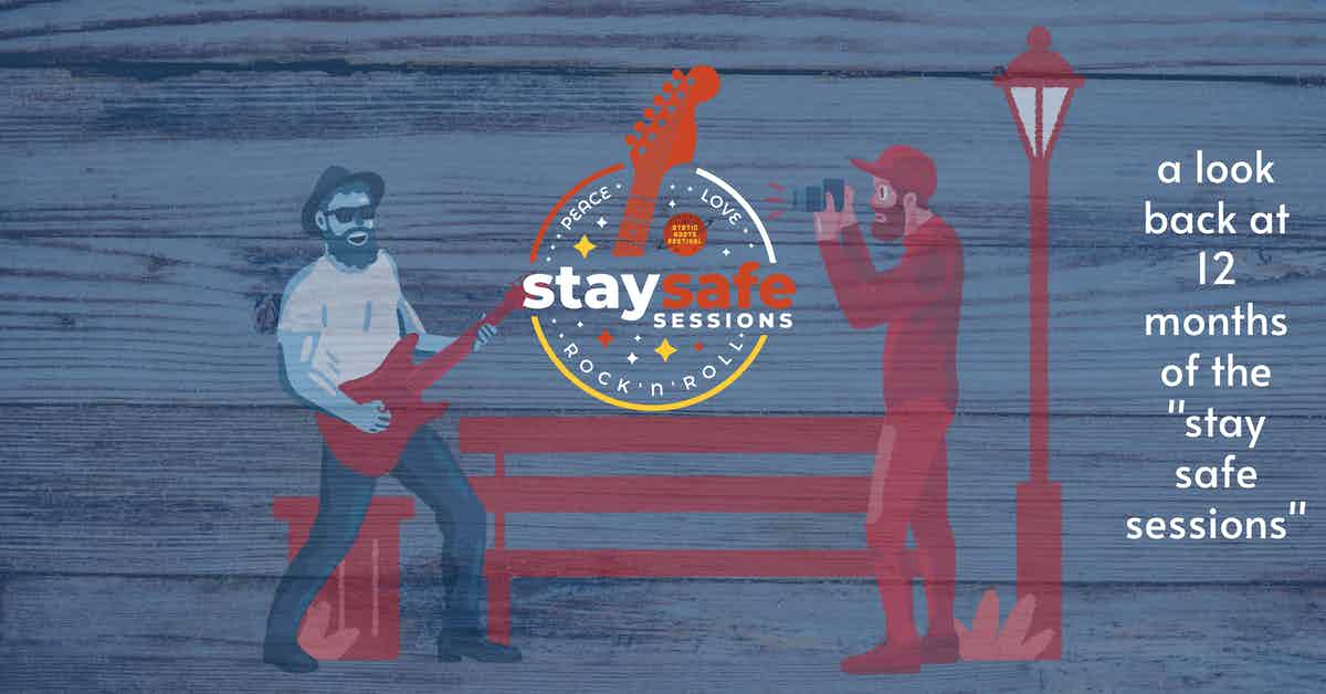 stay safe sessions - a look back at 12 months